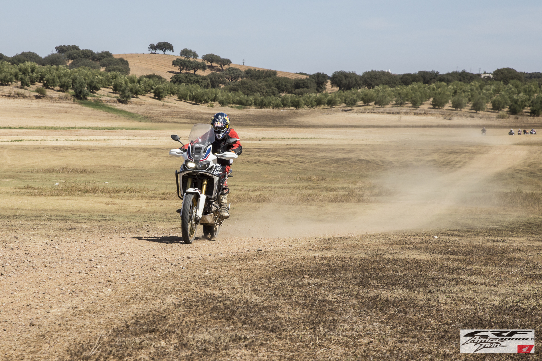 CRF1000L Africa Twin PT