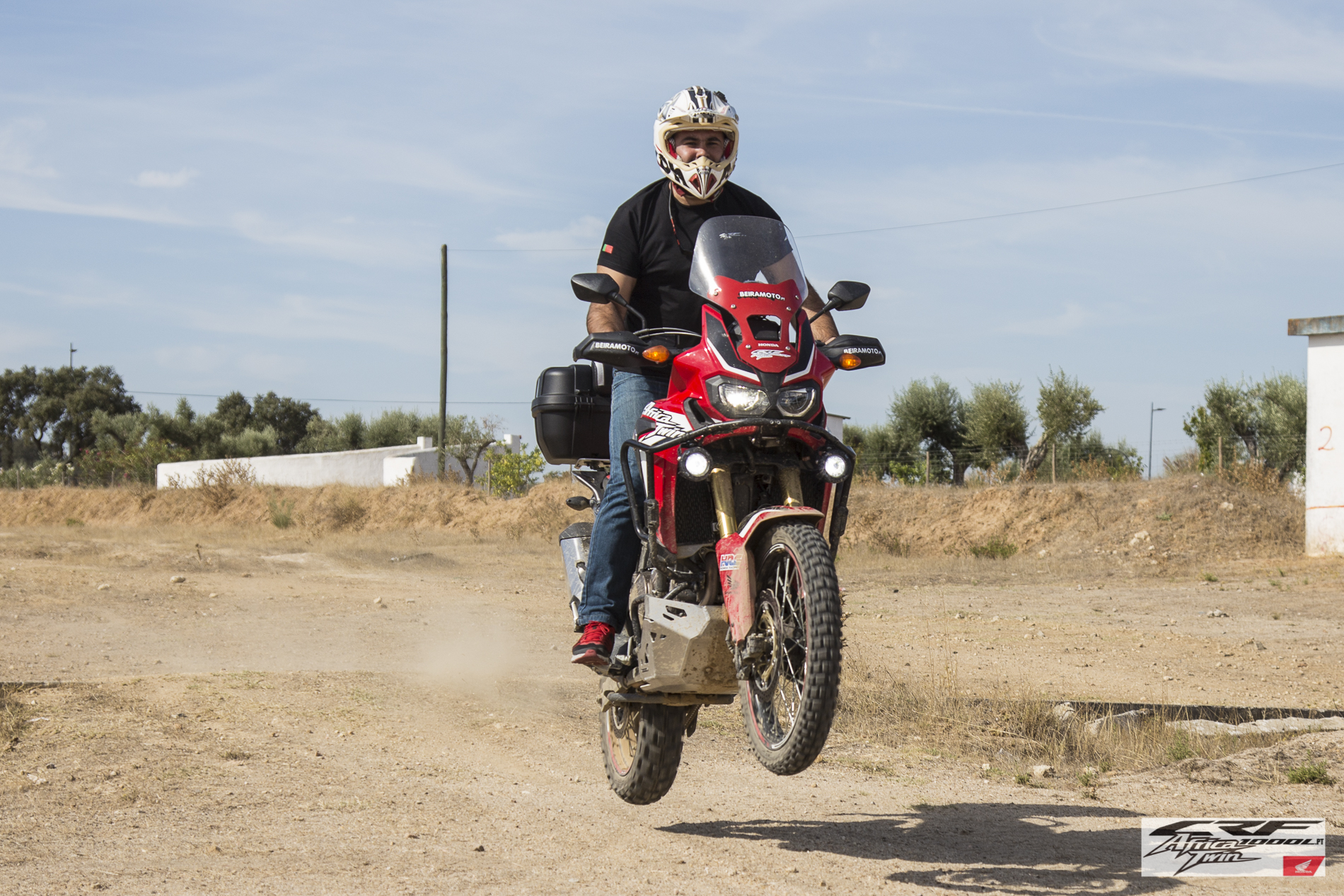 Air CRF1000L Africa Twin PT