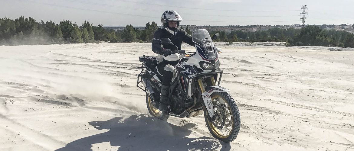 Sand CRF1000L Africa Twin PT